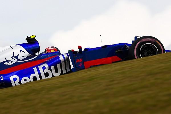Formule 1 Actualités Le baquet de Kvyat déjà menacé par Hartley pour Mexico