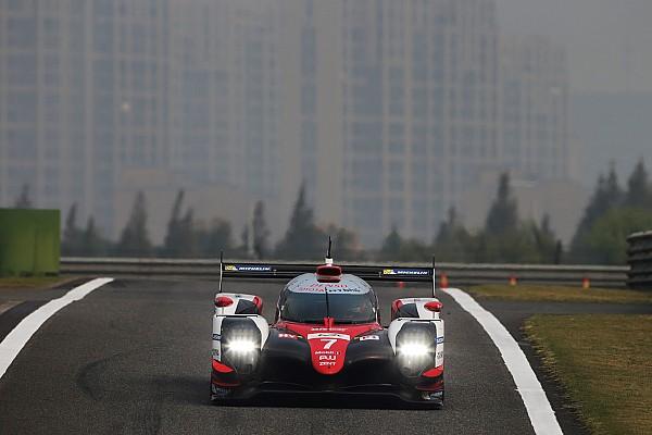 Shanghai, Qualifiche: Kobayashi e la Toyota conquistano la pole