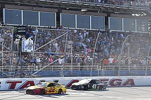 NASCAR Sprint Cup Noticias Kurt Busch admite que estropeó su resultado en Talladega