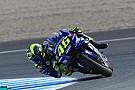 Rossi: Tentu sulit start dari posisi ke-10