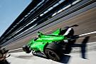 Patrick completa su regreso a Indy 500: marca 218mph