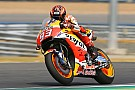 MotoGP Marquez heads Honda 1-2 on second Thailand test day