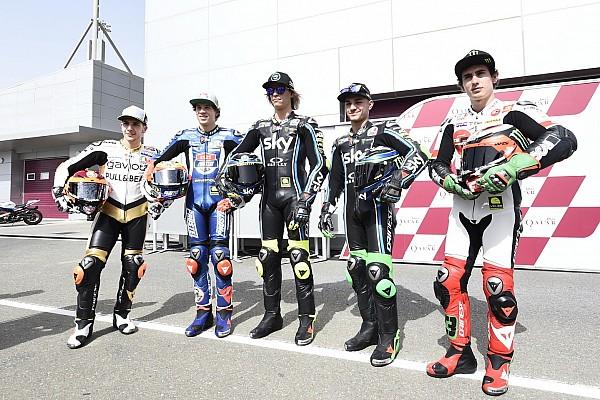 MotoGP Top List Deretan anak didik Rossi di Grand Prix