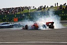 Hamilton was bang om tegen Verstappen op te rijden