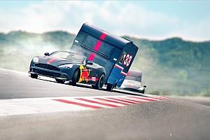 Formule 1 Nieuws Verstappen jureert bij Red Bull Caravanrace in Zandvoort, fans kunnen zich aanmelden