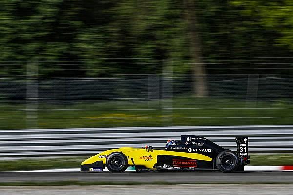 Formule Renault Raceverslag FR 2.0 Monza: Lundgaard vierde winnaar, Verschoor tiende