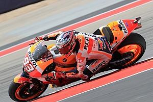MotoGP Qualifiche Marquez ancora