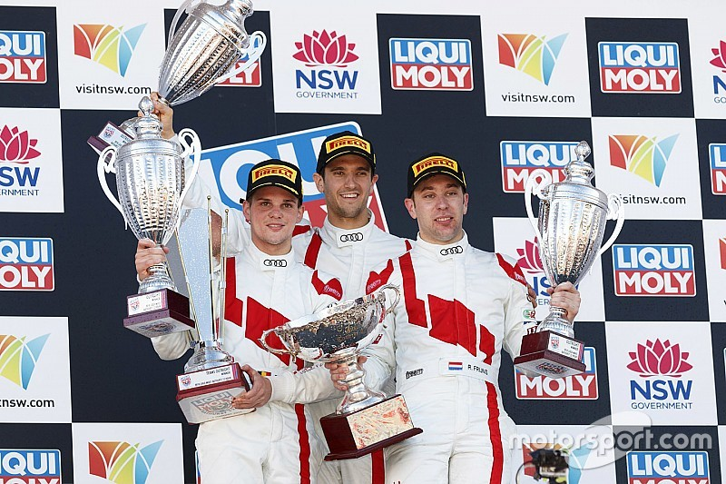 Bathurst 12 Jam: Balapan dihentikan lebih awal, Audi WRT menang