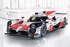 WEC Motorsport.com hírek A Toyota bemutatta a 2018-as WEC-autóját