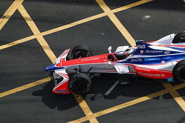 ローゼンクヴィスト、香港ePrixレース2のPP獲得。小林可夢偉16番手