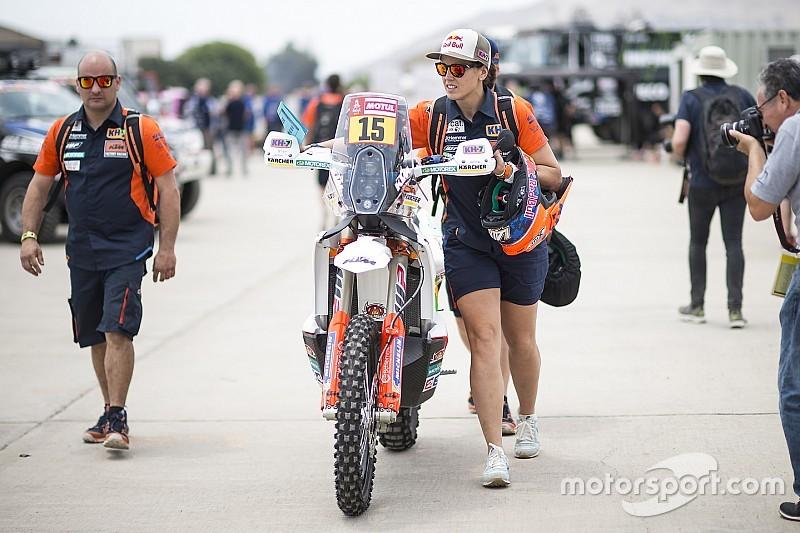 Las guerreras del Dakar 2019