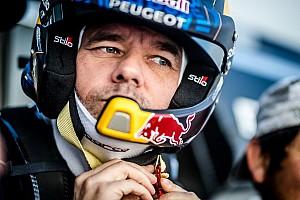 Loeb remporte la première épreuve de rallycross à Silverstone