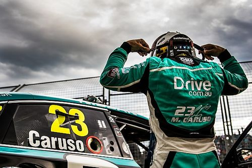 Nissan Supercars development hampered by Caruso exit