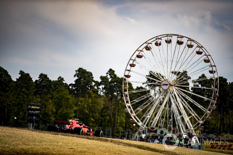 Live: Follow qualifying for the German GP