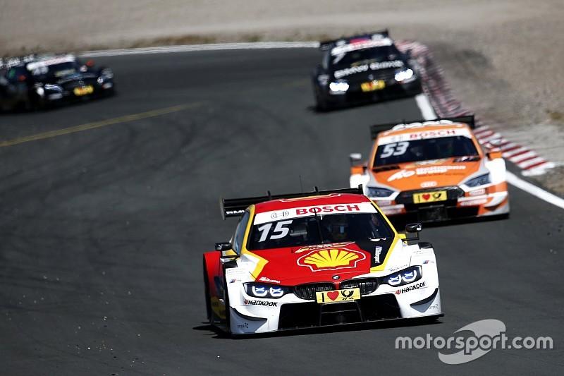 DTM-Fahrer von GP-Kurs in Brands Hatch angetan: