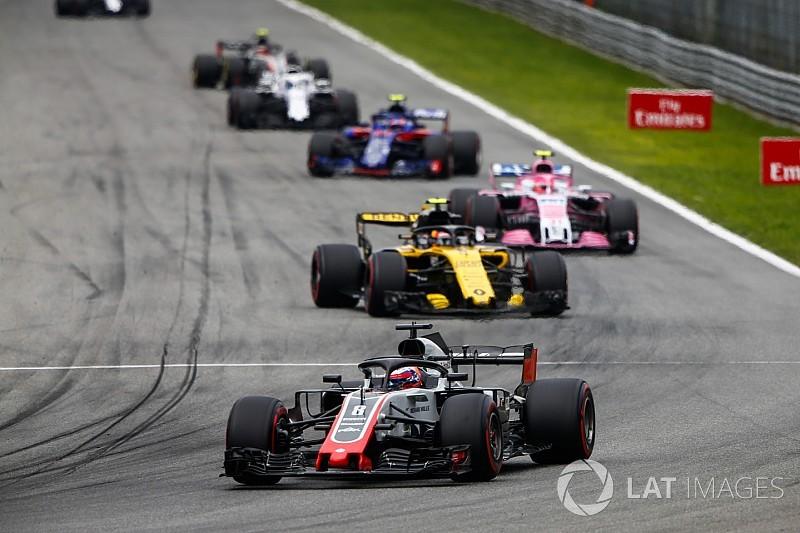 Grosjean nagyot ment Monzában, de a Renault óvást nyújtott be ellene