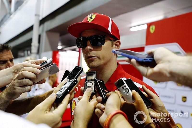 Räikkönen bei Sauber: