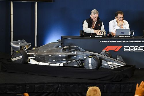 Desain Mobil Formula 1 2022 Terkuak