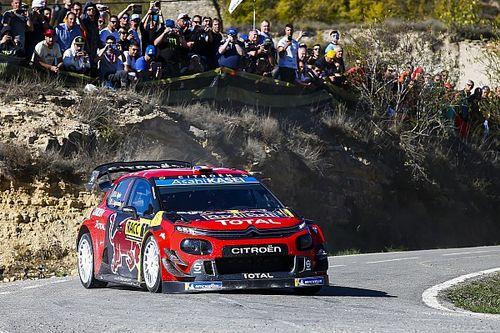 Citroen won't stay in WRC beyond 2021, PSA confirms