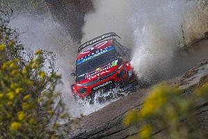 Ogier spinge la Citroen verso una revisione delle sospensioni della C3 WRC