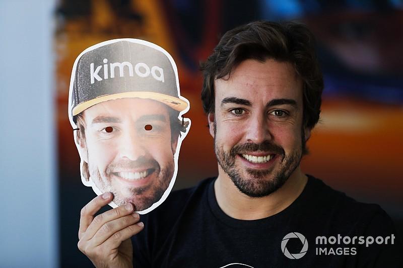 Alonso califica como