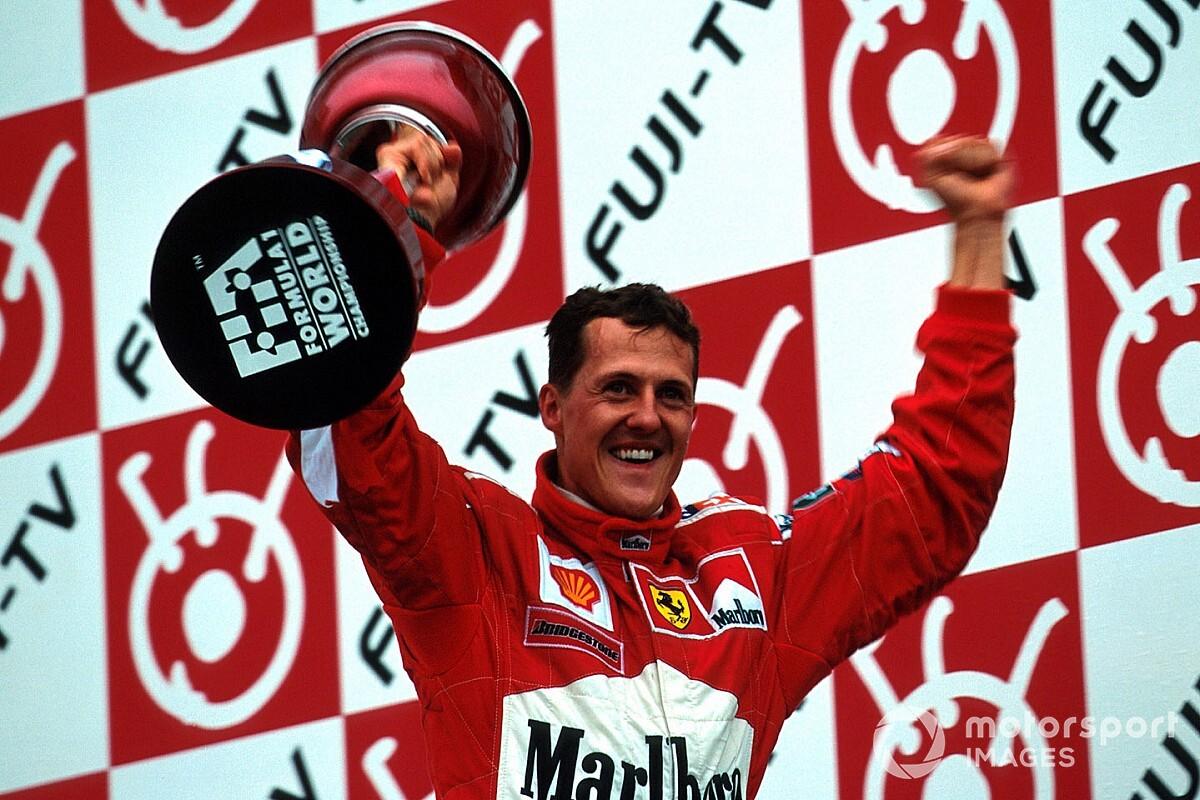 GALERÍA: Schumacher pone fin al ayuno de títulos de Ferrari en el 2000