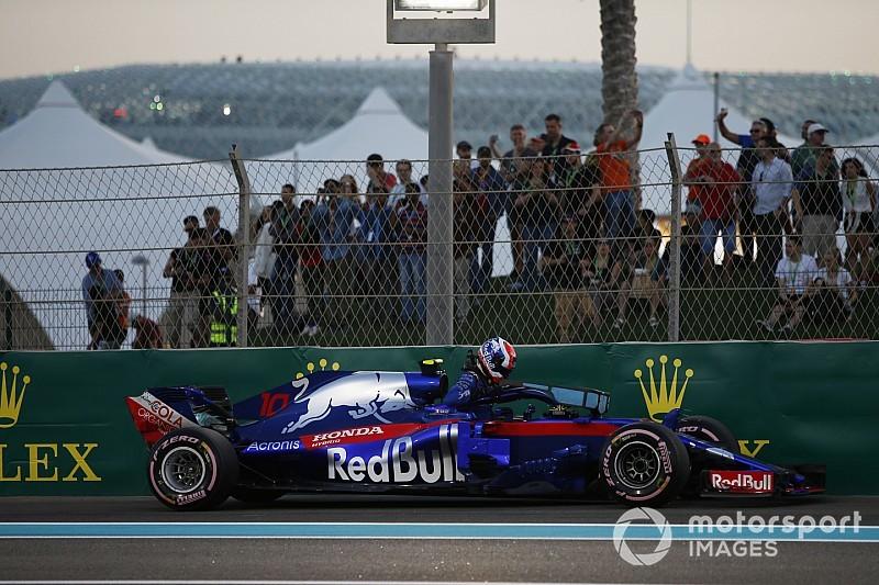 Гаслі зійшов у кваліфікації. Toro Rosso не знає причин пошкодження Honda