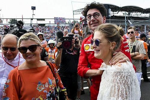Megható: Schumacher édesanyja az F2-es győzelemnél