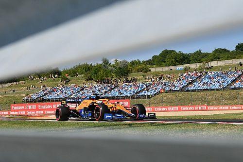 Live: Follow Hungarian GP practice as it happens
