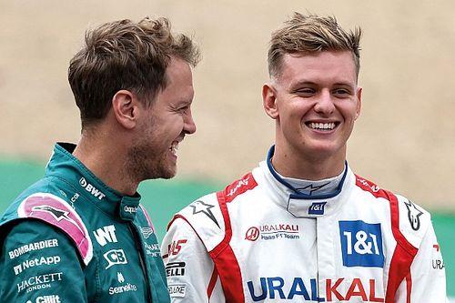Vettel et Schumacher, un lien fort et précieux