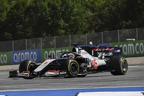 Grosjean rozczarowany silnikiem Ferrari