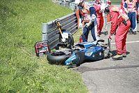 Moto2 - Austria: Martin gana tras un gran accidente