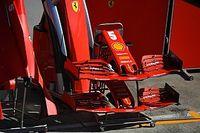 Ferrari lleva su primera actualización de 2020