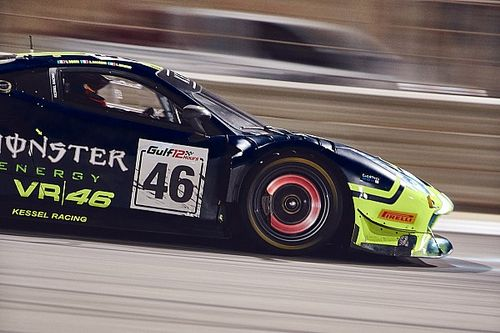 Las mejores fotos de Valentino Rossi en las 12 horas del Golfo 2021