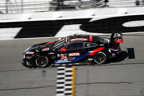 """BMW can be """"proud"""" of third against Corvette - Wittmann"""