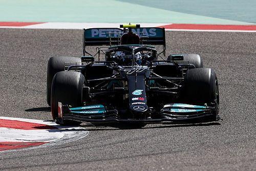 A nehéz kezdés ellenére a Mercedes W12 Bottas kedvence, meg is indokolta a választását