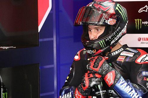 MotoGP: Quartararo fará cirurgia no braço após problema no GP da Espanha