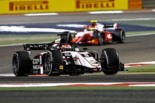 Lundgaard recupera su segunda posición de la F2 en Bahréin