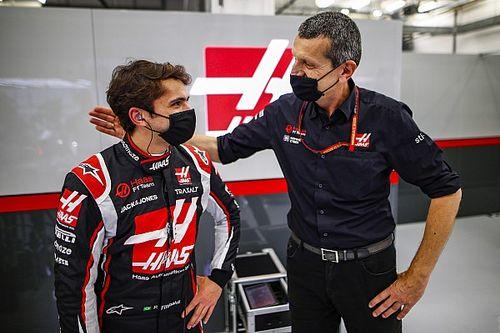 Haas fala sobre futuro de Pietro após elogios por estreia na F1