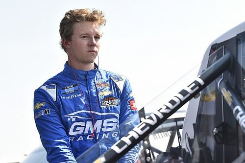Jack Wood to compete fulltime in NASCAR Trucks in 2022