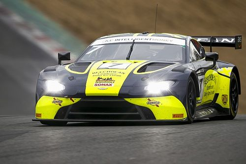 British GT championship leader Adam withdraws from Spa due to COVID
