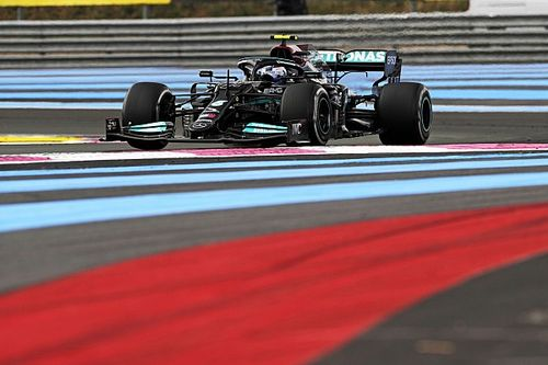 """Mercedes had """"no choice"""" but to pit Bottas first in French GP"""