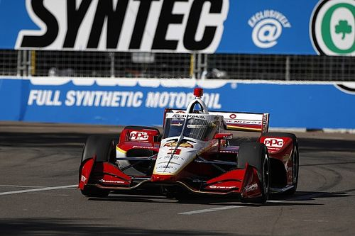 McLaughlin upbeat despite crash on debut