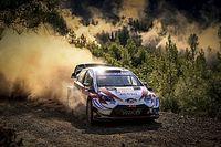 WRC: Ogier, al frente en la mañana del sábado de Turquía