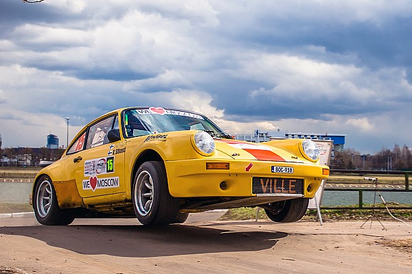 Галерея: история Rally Masters Show