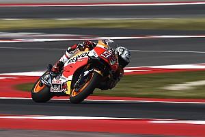 MotoGP Practice report Misano MotoGP: Marquez heads Lorenzo in FP3