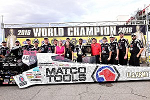 """NHRA Breaking news Brown says his team is """"one of the best in NHRA history"""""""
