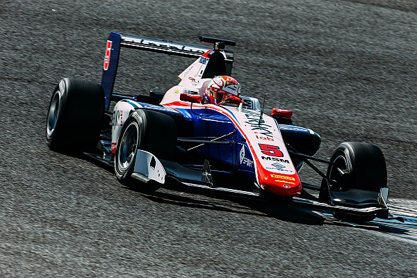 Fuoco sweeps Day 2 of Estoril test