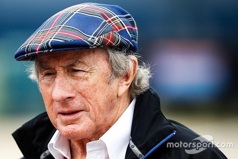 Sir Jackie Stewart :