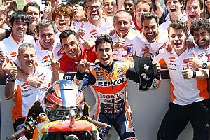 MotoGP Важливі новини Маркес: Россі найстабільніший і заслуговує на велику повагу